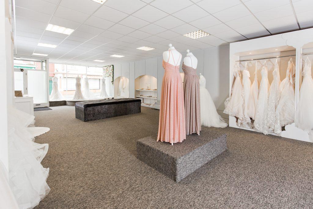 , Showroom/Alterations, Gardenia Bridal