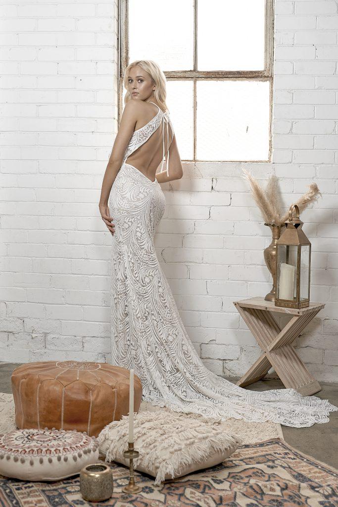 white april Wedding Dresses, WA6069, Gardenia Bridal