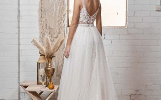 white april Wedding Dresses, WA6068, Gardenia Bridal