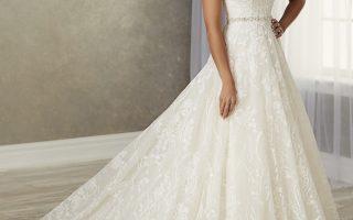 Eternity Bride Wedding Dresses D5536, D5536, Gardenia Bridal